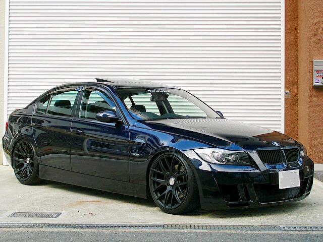 SEIKEN BLOG » NKB BMW E90 3Series コンプリート